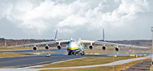 Фото Самолеты Транспортный самолёт Русские An-225 Mriya