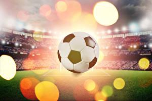 Картинка Футбол Мяч