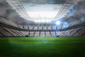 Обои Футбол Стадион Газон