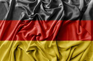 Фотография Германия Флаг Полоски
