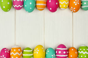 Фотография Праздники Пасха Доски Дизайн Яйца