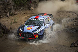 Фото Хендай Стайлинг Гонки 2017-18 i20 Coupe WRC Автомобили