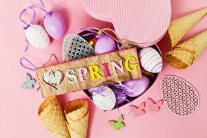 Фотография Весна Английский Яйца