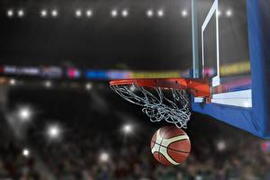 Картинка Баскетбол Мяч