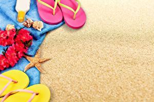 Картинка Вьетнамки Песок