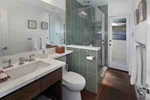 Фотография Интерьер Дизайн Ванная Туалете