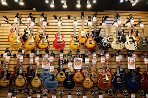 Картинка Много Гитара