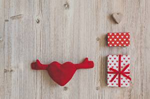 Картинка День святого Валентина Подарки Сердце