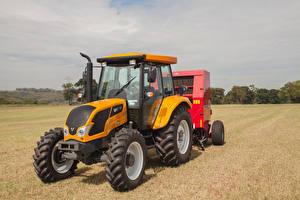 Фото Сельскохозяйственная техника Поля Трактор 2014-17Valtra A750 Cab Latam