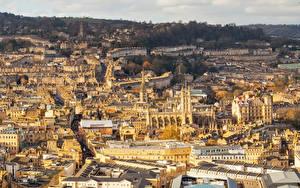 Обои Англия Здания Bath
