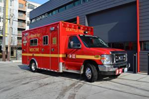 Фотография Пожарный автомобиль SFD M32
