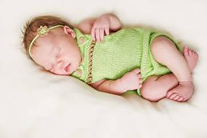 Фото Младенцы Сон