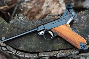 Фото Пистолеты Винтаж Luger Parabellum 30 Армия