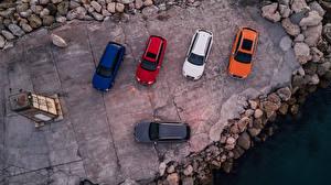 Фото Audi Сверху RS2, RS 4 авто
