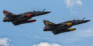Картинки Самолеты Истребители 2 Dassault Mirage 2000D 602