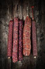 Фотография Мясные продукты Колбаса