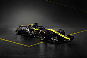 Фото Рено Формула 1 2018 R.S.18 Автомобили