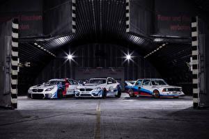 Фото BMW Стайлинг Три машины