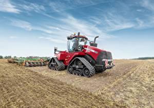 Обои Поля Сельскохозяйственная техника 2013-17 Case IH Quadtrac 620