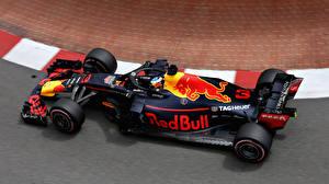 Фотографии Формула 1 2018 Red Bull RB14 авто Спорт