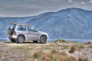 Фотография Jeep SUV HDR Серебристый Авто