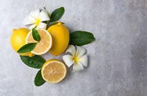 Фото Лимоны Плюмерия