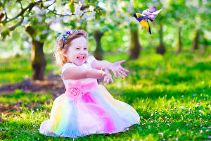Картинки Девочки Счастье Руки Ребёнок