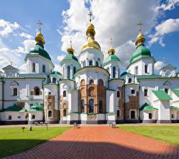 Фотографии Украина Киев Храмы Церковь город