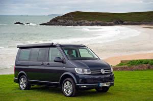 Обои Volkswagen Металлик 2015-18 California Ocean