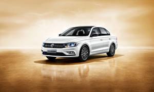 Фото Volkswagen Белая 2016 Bora Edition 25 Автомобили