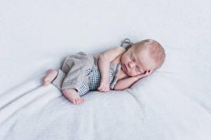 Картинки Грудной ребёнок Спящий Ребёнок