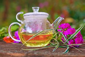 Обои Чайник Чай Еда