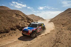 Фотографии Мини Тюнинг Ралли 2011-16 All4 Racing Машины