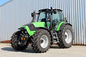 Фотография Сельскохозяйственная техника Трактор 2008-13 Deutz-Fahr Agrotron TTV 620