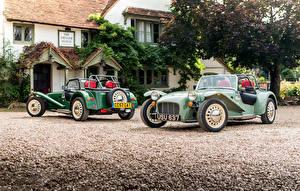 Обои Caterham 7 Вдвоем Металлик 2016-17 Sprint авто