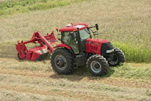 Фото Поля Сельскохозяйственная техника Трактор 2013-17 Case IH Puma 130 CVT