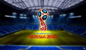 Обои Футбол FIFA World Cup 2018 Krestovsky Stadium