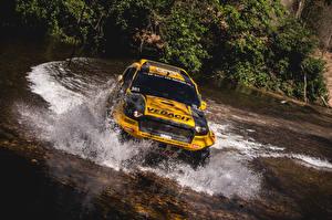 Картинка Ford Стайлинг Гонки Брызги 2016-18 Ranger Rally авто