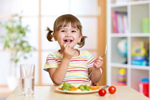 Фотография Девочки Счастье Руки Ребёнок