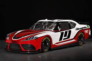 Обои Toyota Стайлинг 2019 Toyota Xfinity Supra