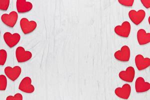 Обои День святого Валентина Сердечко