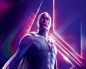 Фото Мстители: Война бесконечности Vision