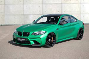 Фотографии BMW Салатовая 2016-18 G-Power M2 Автомобили