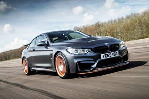 Фото BMW Скорость Купе GTS F82 Автомобили