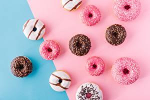 Картинка Пончики Продукты питания