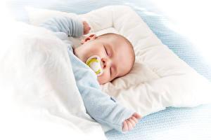 Картинки Младенцы Спящий Дети