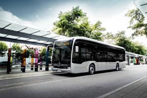 Картинка Mercedes-Benz Автобус 2018 eCitaro