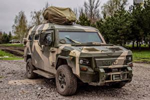 Фотографии Боевая техника 2015-18 Kraz kRuguar Армия