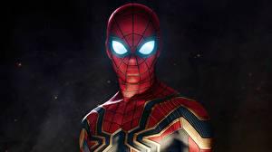 Картинки Человек паук герой Мстители: Война бесконечности