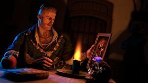 Обои Ведьмак 3: Дикая Охота Olgierd von Everec Игры